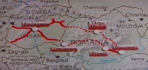 Situaţia autostrăzilor Ungaria-România