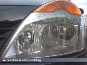 Bec lumină viraj Renault Modus