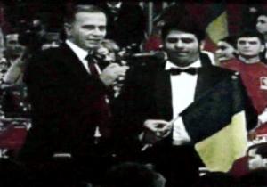 Mircea Geoană şi Costel Busuioc