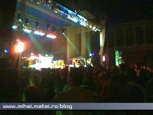 Concert Billy Idol Bucureşti