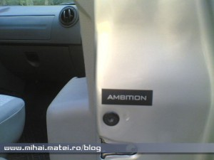 Dacia Logan Laureate Plus - Ambition