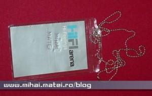 HiFi Arena 2003 - Ecuson invitat