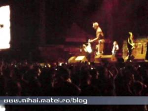 Spectacol pe scenă