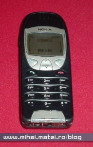 Nokia 6210 - Software 6250