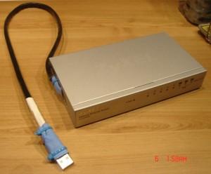 Rezultat final, USB power