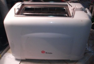Toaster Domotec