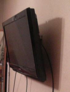 Montare TV pe perete