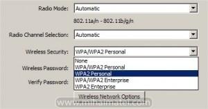 SCX3405 - WPA2 AirPort Utility