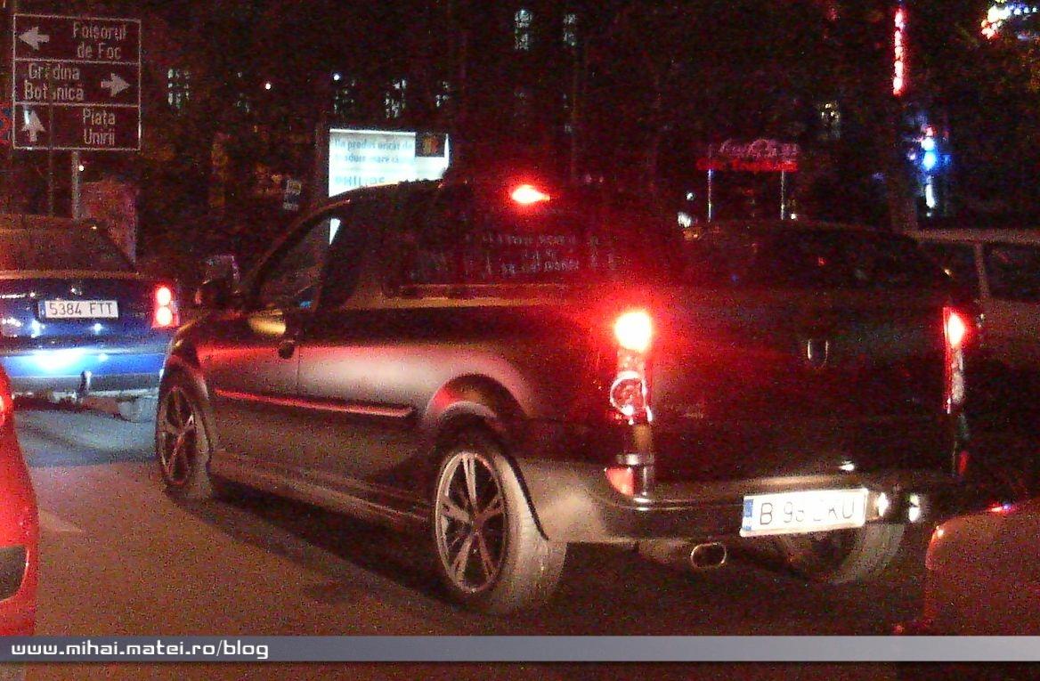 Logan Pickup With Style  U2013 Mihai Matei
